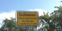Großenmoor Ortsschild