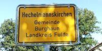 Hechelmannskirchen Ortsschild